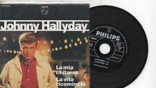 CD CART 2T JOHNNY HALLYDAY  LA MIA  CHITARRA   NEUF NON  SCELLE