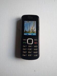 Móvil Nokia C1-02 , libre,  con cargador