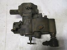 1917 Buick 6 Cylinder 225ci Engine Carburetor