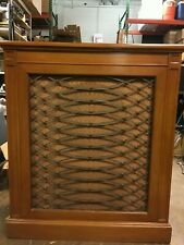 Single 1940's Altec 605A Cabinet with 604B Coaxial and N-1000-B Crossover