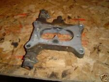 Small block 289-302 Ford water cooled spacer plate