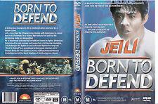 Born To Defend-1986-Jet Li-Movie-DVD