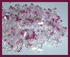 ALT3 TOHO Seed BEAD MIX-Sakura-Pink CHERRY MIX-20g