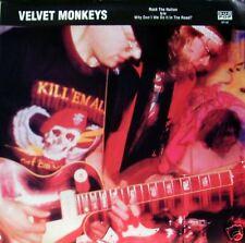 """Velvet Monkeys - Rock The Nation / Why Don't We Do... 7"""""""