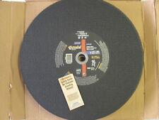 "Norton Gemini 10183 Cut-Off Wheel 16"" x 5/32"" x 1"" LOT OF 10"