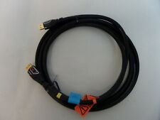 New listing Monster Cable Black Platinum High Speed 5' Hdmi Cable, Ethernet+Indicator Lights