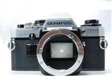 Olympus OM-10 Camera Body Only with No Lens -- Tested! Good Meter! Working