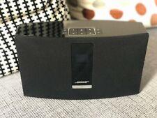 Bose SoundTouch 20 - Sound System - Wi-Fi & Bluetooth - Schwarz