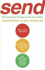 Send: Why People Email So Badly and How to Do It Better (Paperback or Softback)
