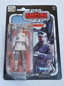 Star Wars The Black Series - 40th Anniversary Hoth Rebel Soldier TESB Brand New