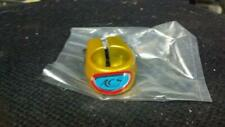 "ACS GOLD Finished Seat Post Clamp 1"" Vintage NOS Old School BMX FREESTYLE"