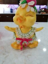 Vintage plastic rubber duck bank royalty industries  Creative vinyl  Products