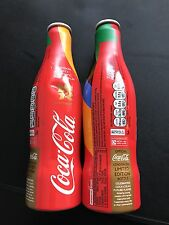 London Olympic 2012 - Torch Relay CocaCola Bottles - EMPTY