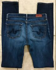 AG Adriano Goldschmied The Premier Skinny Straight Stretch Blue Jeans size 26