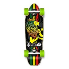 RASTA Natural Graphic Complete Longboard Mini Cruiser