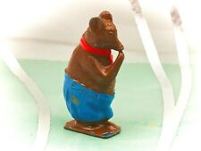 More details for britains/cadbury's cococub-lead children's toy figure-1934-39-tubby bear