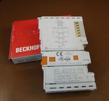 Beckhoff Konvolut EK1100//EL2004//2008//2622//9100//9186