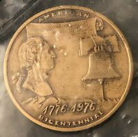 Dayton Ohio Montgomery County Bicentennial Commemorative 1776-1976 Coin-Sealed!