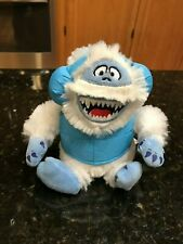 """Rudolph Red Nosed Reindeer Plush 9"""" Bumbles Abominable Snowman musical singing"""