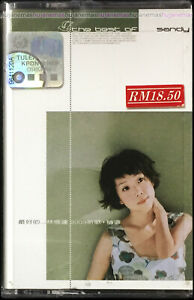 SANDY LAM 林憶蓮 The Best Of 最好的… 2003 MALAYSIA EDITION CASSETTE VERY RARE NEW
