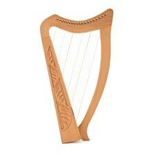 19-saitige Harfe mit Halbtonklappen von Gear4music / Fehler im Resonanzkörper