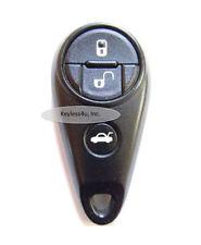 keyless entry remote Forester NHVWB1U711 OEM transmitter clicker fob keyfob phob