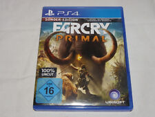 PS 4 Spiel - Farcry Primal