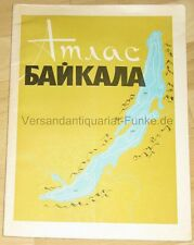 Atlas Baykal Baykala Lake Baikal Baikalsee 1969 Sibirien Russland Russia
