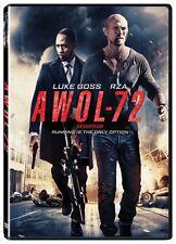 AWOL-72 (DVD) Luke Goss, Rza, Bokeem Woodbine NEW