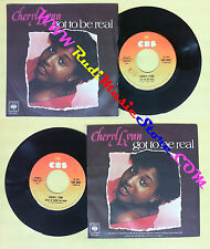 LP 45 7'' CHERYL LYNN Got to be real Come in from the rain 1978 ita no cd mc dvd