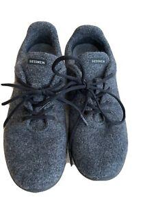 Giesswein Merino Wool Trainers Size 8 (EU 42) Lightly Used