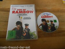 DVD FILM Garth Jennings - Son Of Rambow (FSK 12 / 91 +30 Bonus min) SENATOR