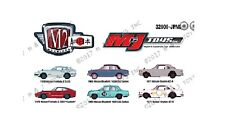 M2 MACHINES 2017 1/64 AUTO JAPAN 6 CARS NISSAN SKYLINE BLUEBIRD NEW PRE ORDER