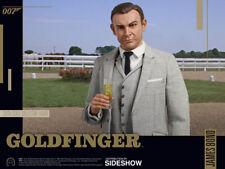 JAMES BOND 007 in Goldfinger 1:6 Figure Big Chief Studios/Sideshow_902966_NRFB