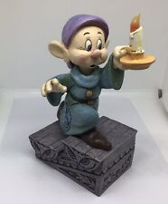 Disney Showcase Collection Dopey a Light in the Dark Figurine Boxed