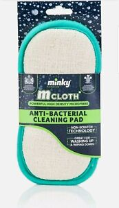 Minky M Cloth Anti Bacterial Cleaning Pad ⭐️ Mrs Hinch ⭐️ Fast Post