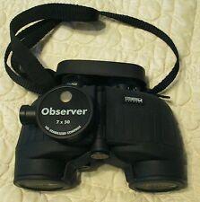 Steiner Military/Marine 7x50 Binoculars Observer HD-Stablized Compass