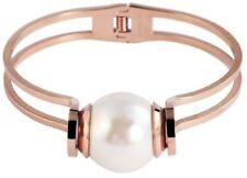Modeschmuck-Armbänder für Damen mit Edelstahl-Perlen