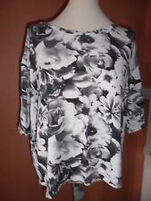 New Look Crew Neck Regular Floral Tops & Shirts for Women