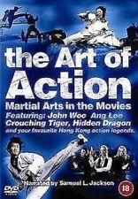 Películas en DVD y Blu-ray documentales acciones 2000 - 2009