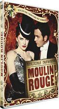 Moulin Rouge DVD NEUF SOUS BLISTER Nicole KIDMAN Ewan McGREGOR