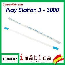 CABLE FLEX DE ENCENDIDO PARA SONY PLAY STATION SLIM 3000 ON / OFF POWER RESET