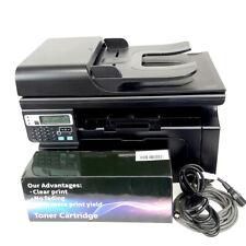 HP LaserJet Pro M1217nfw MFP Laser Printer Fax Scanner Wi-Fi BW PC. 3113 Toner