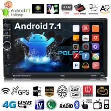 "7"" Double 2Din Car  MP3 MP5 Player Radio Stereo WiFi GPS NAV AUX USB Bluetooth"