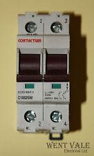 Contactum c1002sw - 100a interruptor disconnector Usado