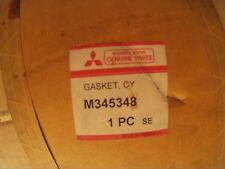 Junta de culata -- M345348 -- Cylinder head gasket.