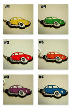 Rubber volkswagen  keychain keyring Collectables