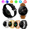 K88H Smart Watch Bluetooth Heart Rate Track Monitor Call Sleep For IOS Android