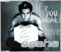 Single-CD SASHA - If You Believe
