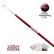 The Army Painter BR7002 Hobby Highlighting Paint Brush 1st Class Post